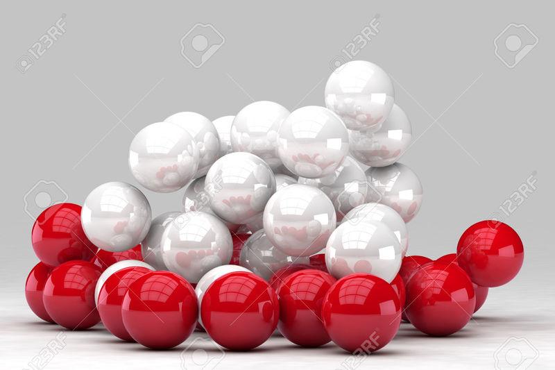 41108799-Un-mont-n-de-bolas-blancas-y-rojas-interact-an-Imagen-3D-rinden--Foto-de-archivo.jpg
