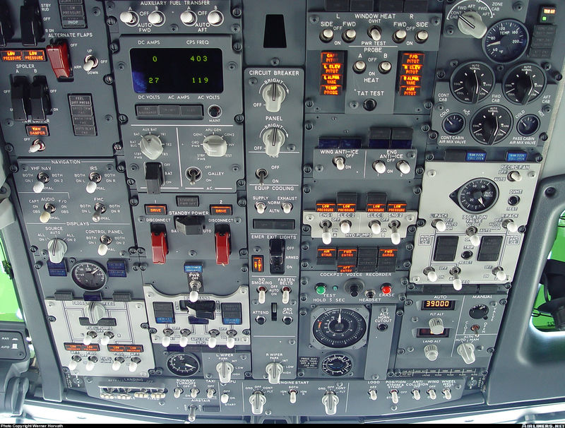Diy Boeing 737 Overhead Panel Part 1 Building The