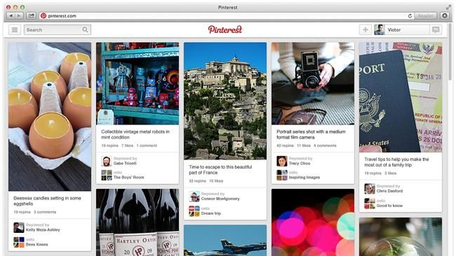 Pinterest's picture-perfect craft projects and homemade-from-scratch everything are causi