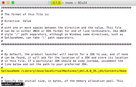The JDK path on a Mac is drastically different than on Windows. Mind the last Contents and Home subdirectories.