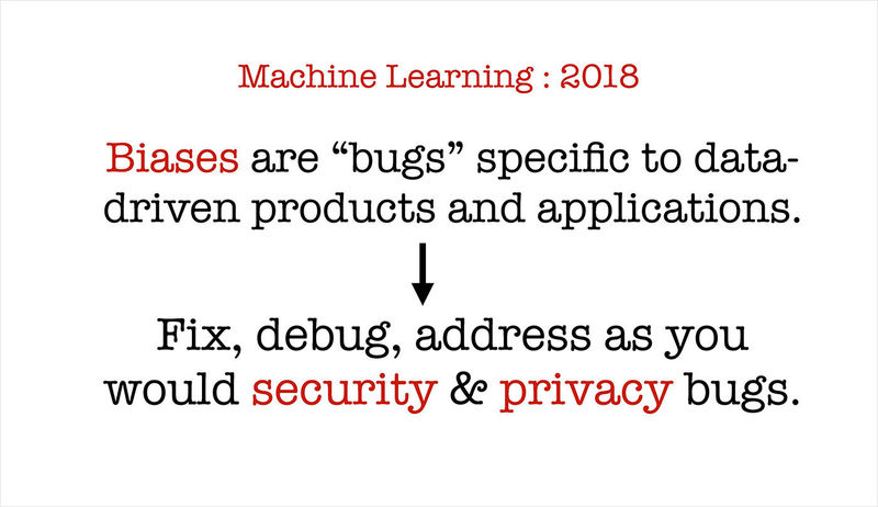machine learning security and privacy bugs